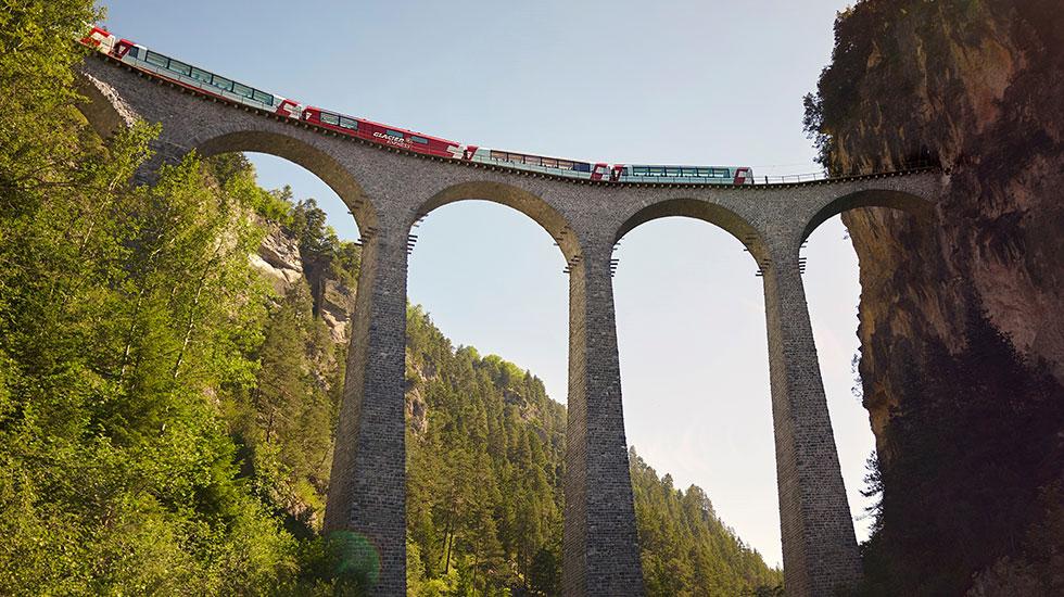 Glacier Express-Du lịch Thụy Sĩ