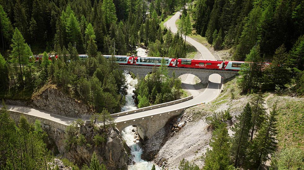 Glacier Express-Tour Thụy Sĩ