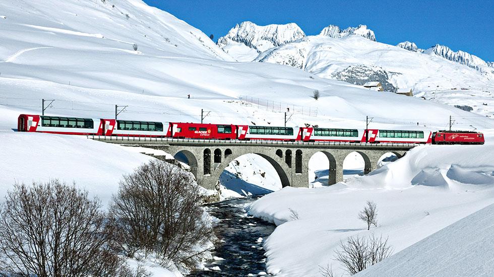 Glacier Express - Tour du lịch Thụy Sĩ (4)