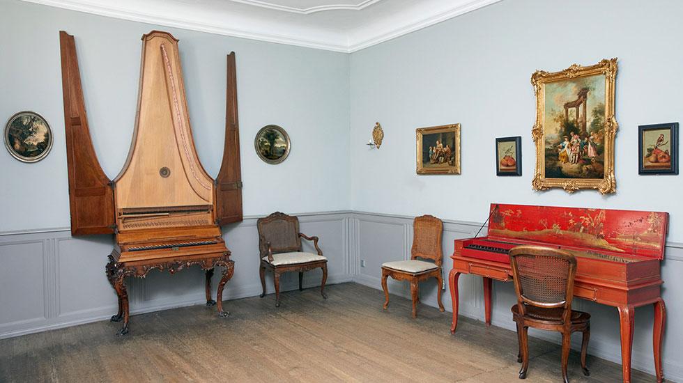 Goethe house-Du lịch Đức