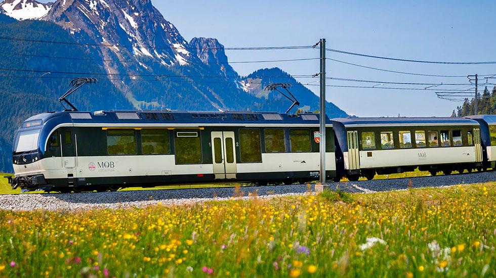Golden Passline-Du Lịch Thụy Sĩ giá rẻ