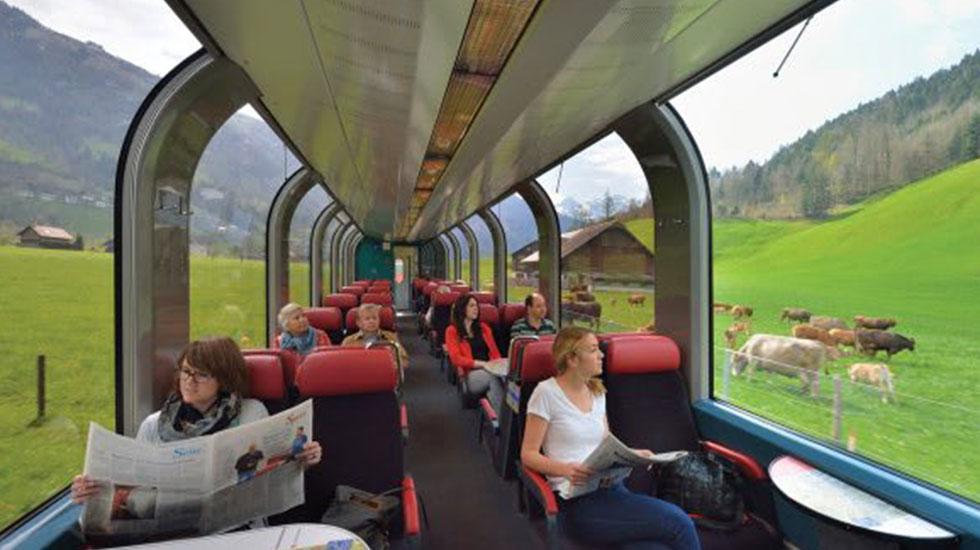 Golden Passline- Du lịch Thụy Sĩ giá rẻ