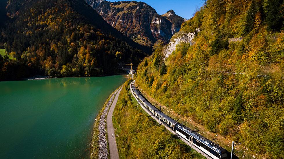 Golden Passline-Tour Thụy Sĩ giá rẻ