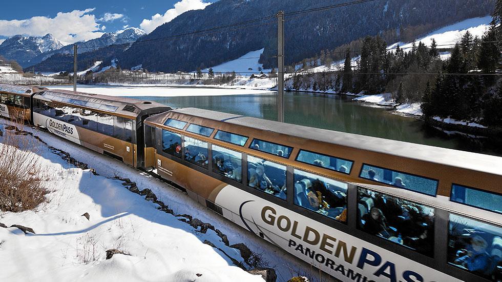 Golden Passline - Tour du lịch Thụy Sĩ (2)
