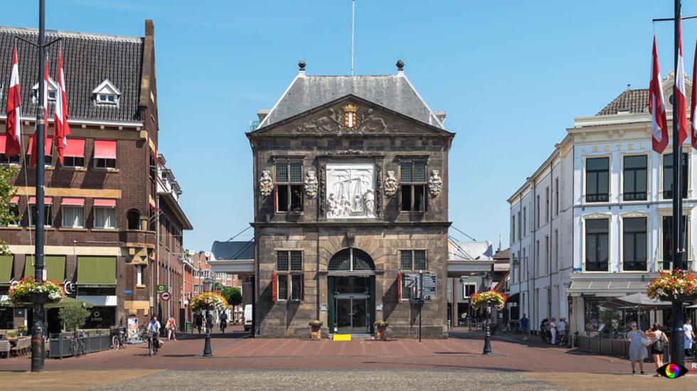 Goudse Waag- Du lịch Hà Lan