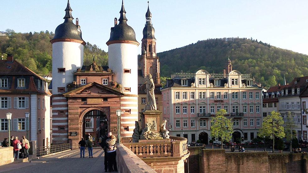 Heidelberg - Du lịch Đức