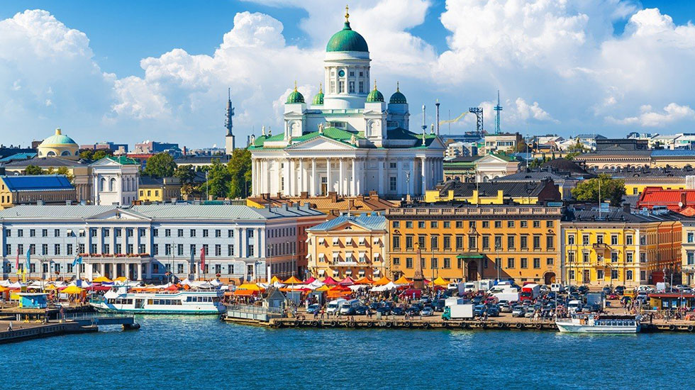Helsinkin - Tour Du Lịch Phần Lan