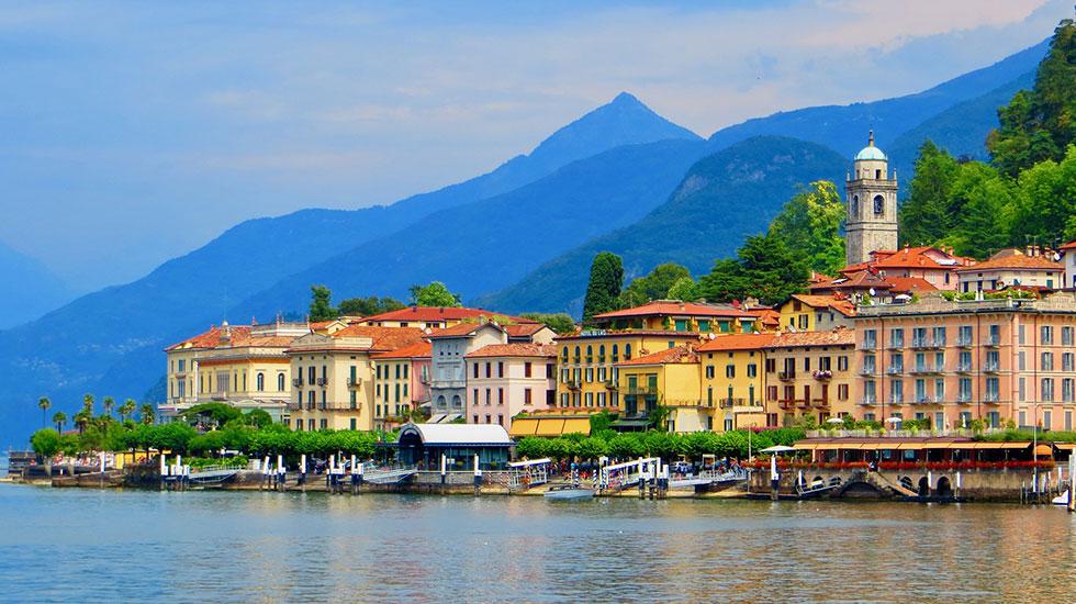 Hồ Como - Du lịch Thụy Sĩ giá rẻ