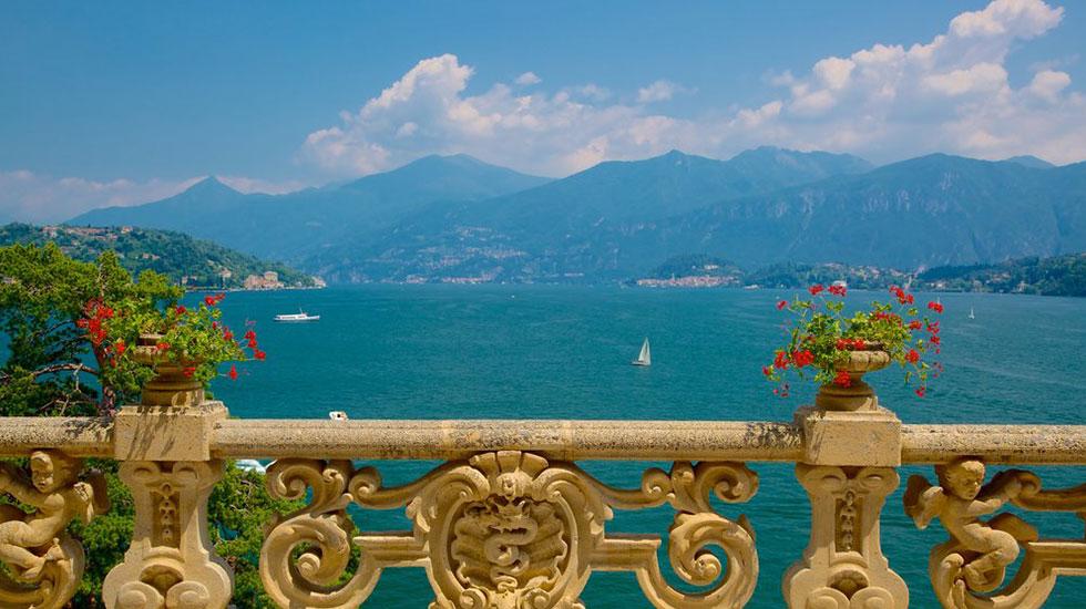 Hồ Como - Tham quan Thụy Sĩ