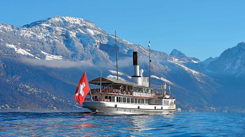 Hồ Lucerne - Tha quan Thụy Sĩ