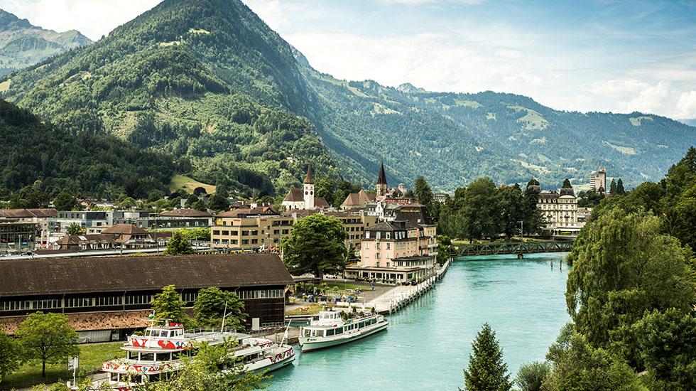 Interlaken - Du lịch Thụy Sĩ giá rẻ (3)