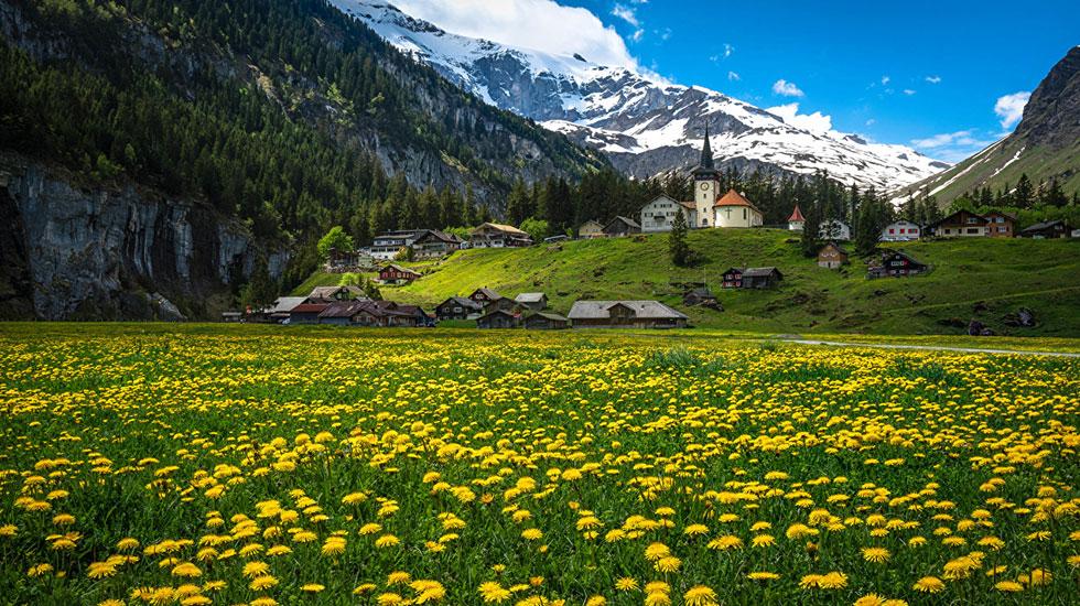 Interlaken - Du lịch Thụy Sĩ giá rẻ (4)