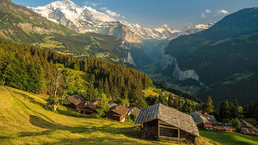 Interlaken - Du lịch Thụy Sĩ giá rẻ (5)