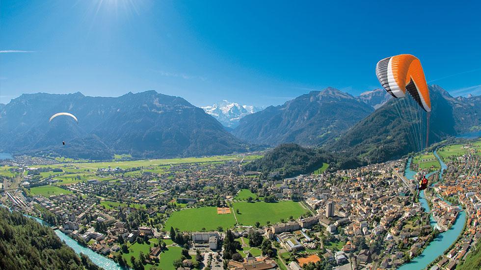 Interlaken - Tour Thụy Sĩ