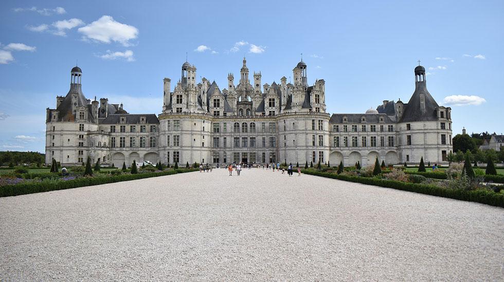 Lâu-Đài-Chenonceau - Tour Du lịch Pháp
