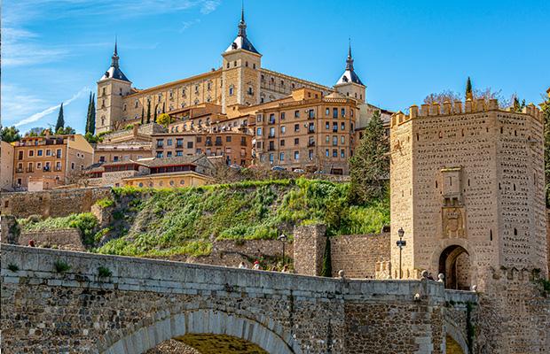 Lâu Đài Toledo - Tour Du Lịch Tây Ban Nha