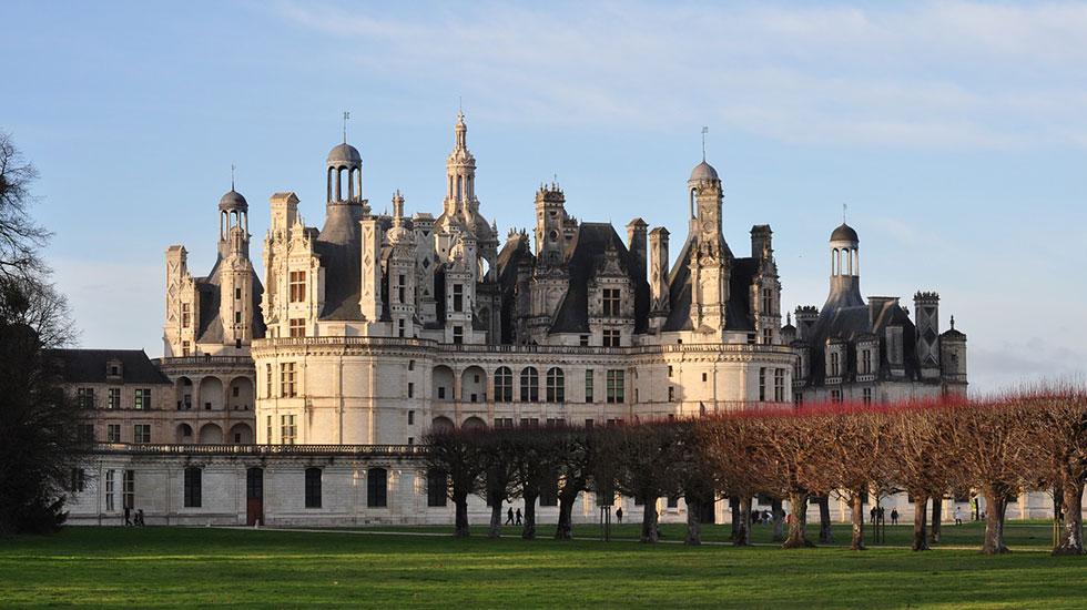 Lâu đài Chambord - Tour Du Lịch Pháp