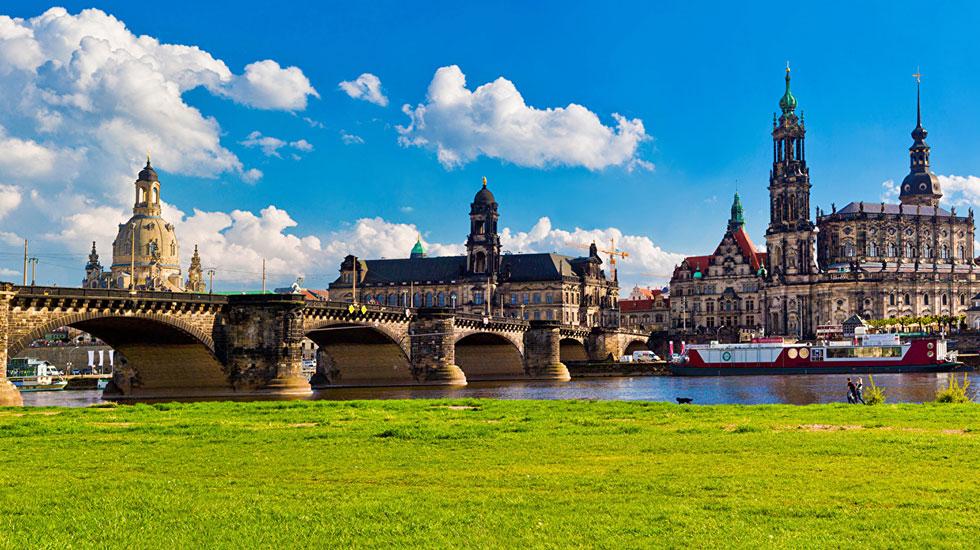 Lâu đài Dresden - Du lịch Đức