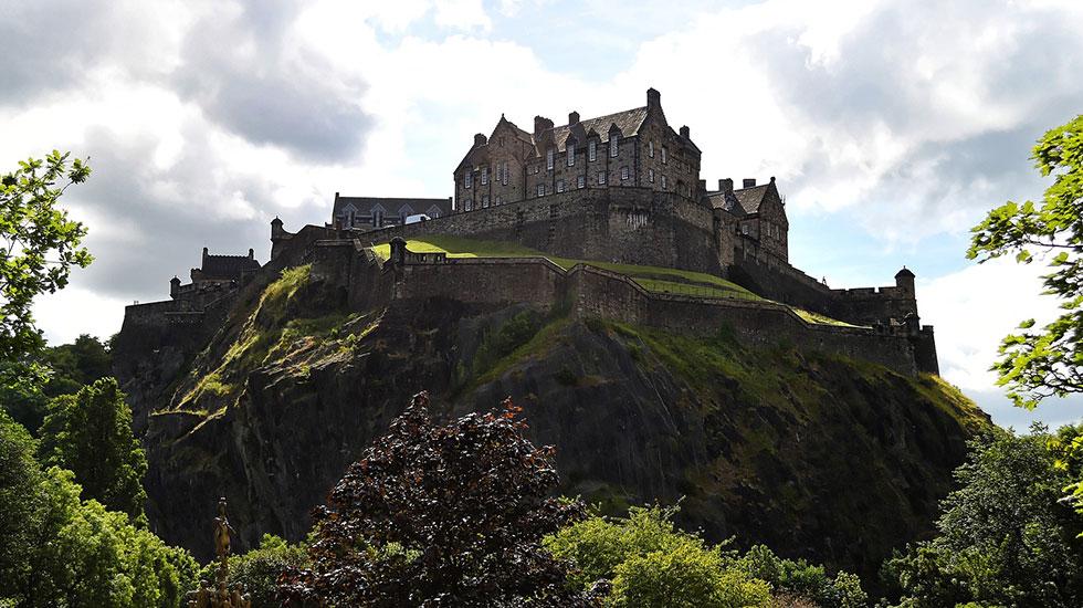 Lâu đài Edinburgh - Du lịch Edinburgh