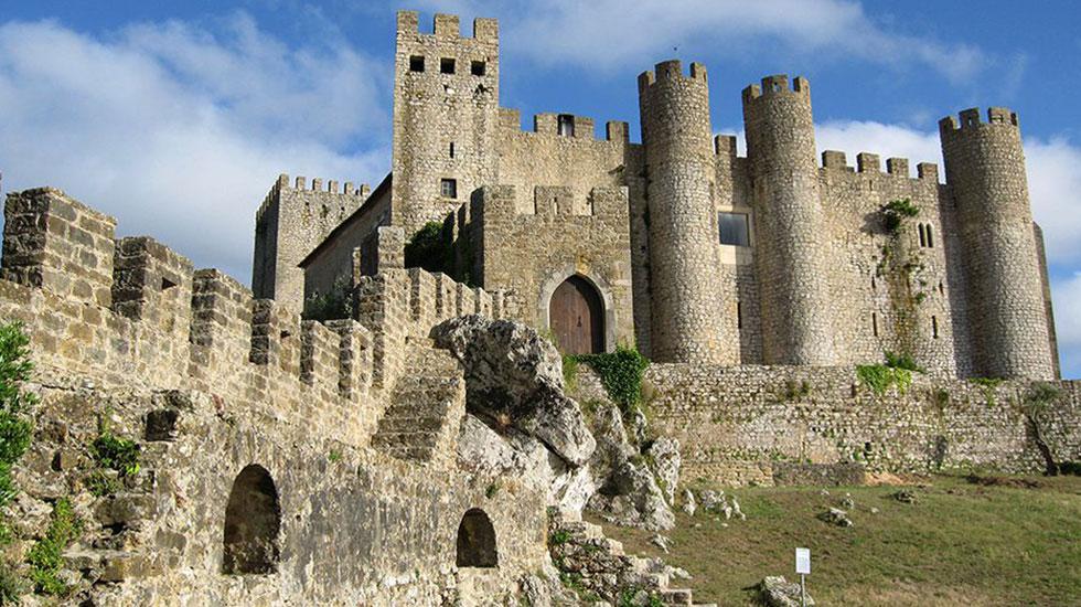 Lâu đài Obidos - Tour Du Lịch Bồ Đào Nha