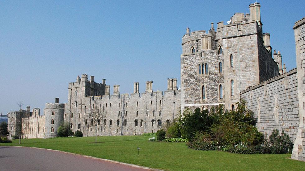 Lâu đài Windsor - Du lịch nước Anh