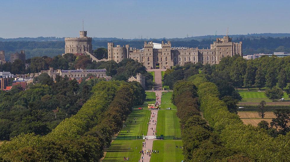 Lâu đài Windsor - Tour Anh