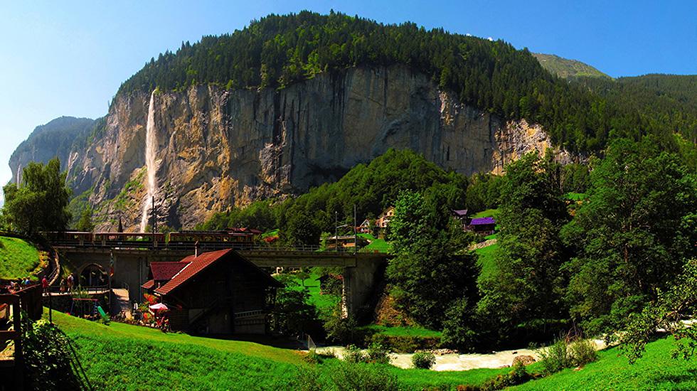 Lauterbrunne - Du lịch Thụy Sĩ