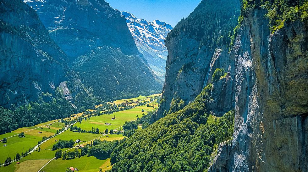 Lautrebrunnen - Du lịch Thụy Sĩ (8)