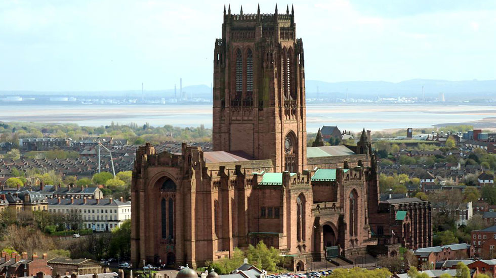 Liverpool Anglican Cathedral- Tour du lịch Liverpool