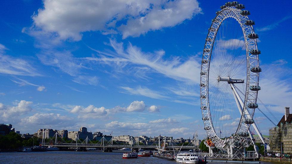 London Eye- Tham quan London