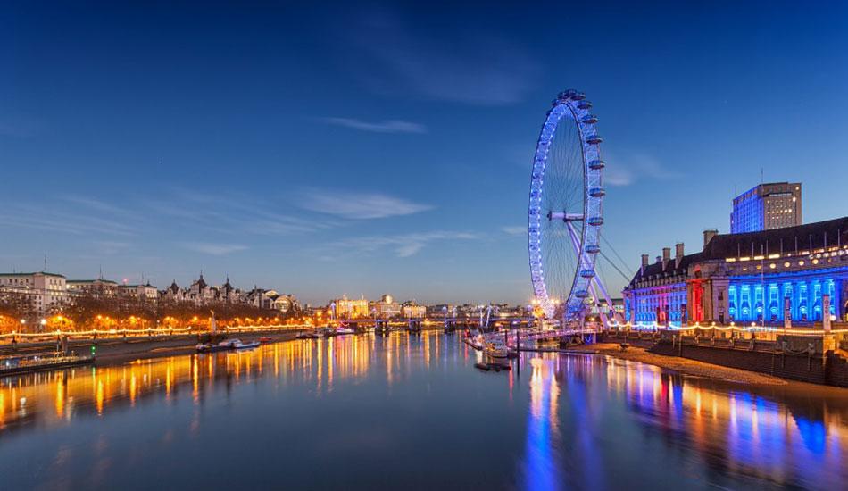 London Eye-Tour du lịch London giá rẻ