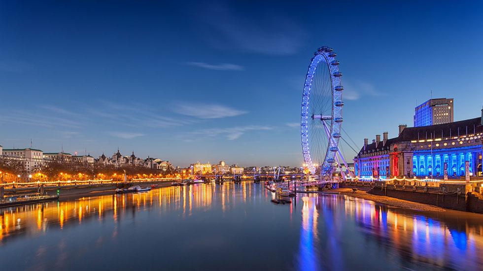 London Eye - Tour tham quan Anh