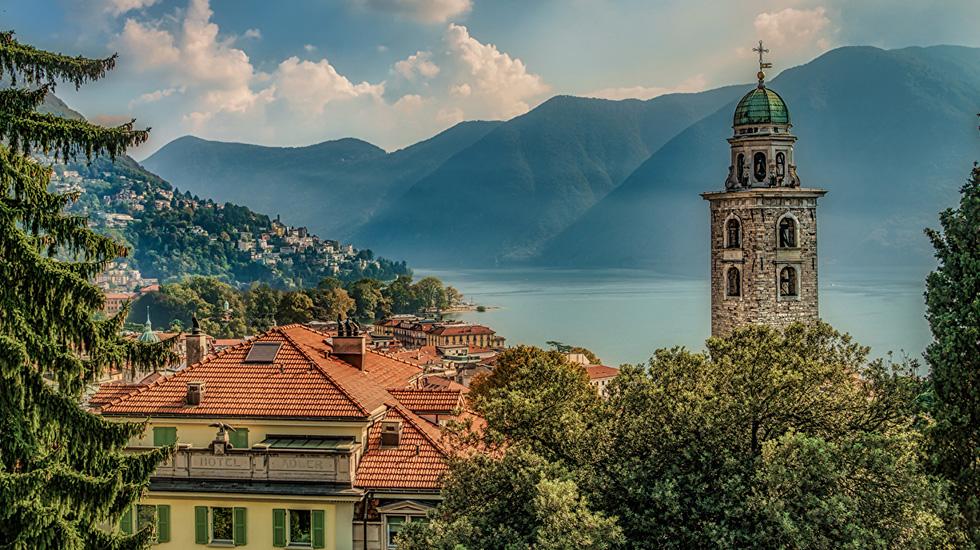 Lugano - Tour du lịch Thụy Sĩ giá rẻ