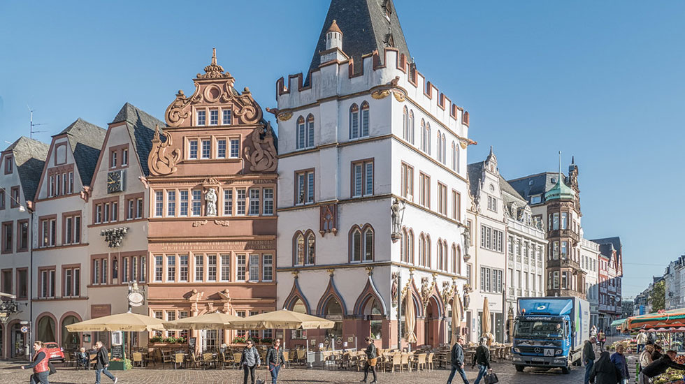 Main Market- Du lịch Đức