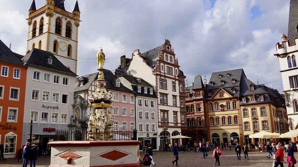 Main Market - Du lịch Trier Đức