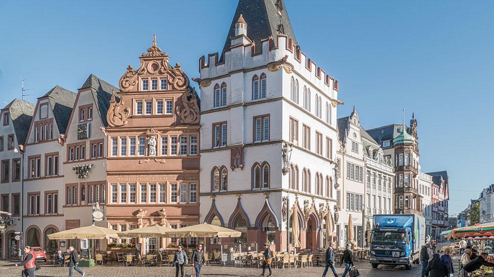 Main Market-Tour du lịch Đức