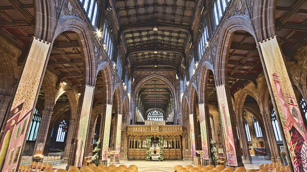 Manchester Cathedral- Tham quan Anh