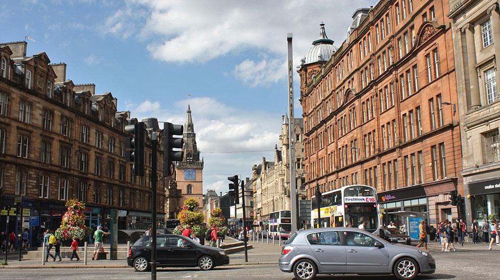 Merchant city - Tham quan Scotland