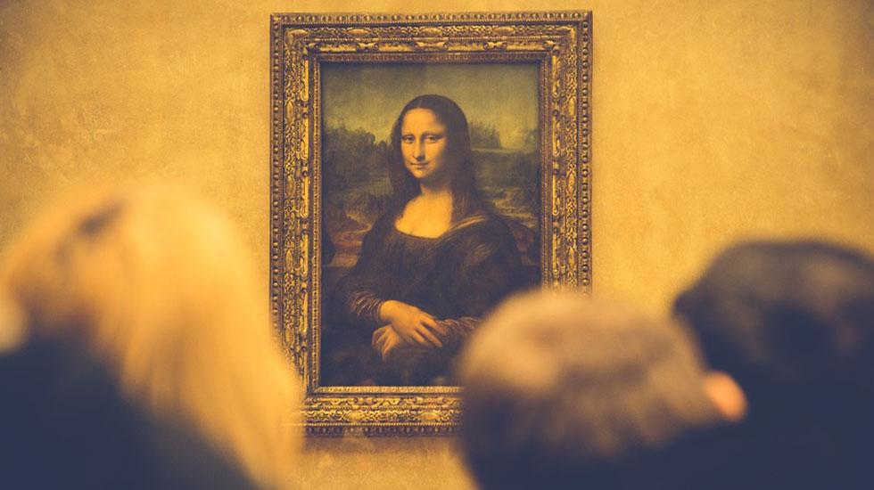 Mona Lisa - Tour Du Lịch Pháp