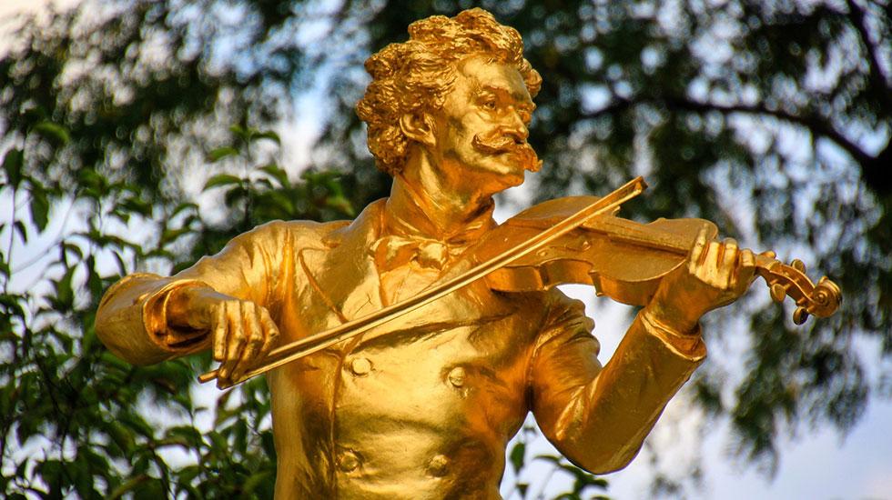 Mozart - Du lịch Áo