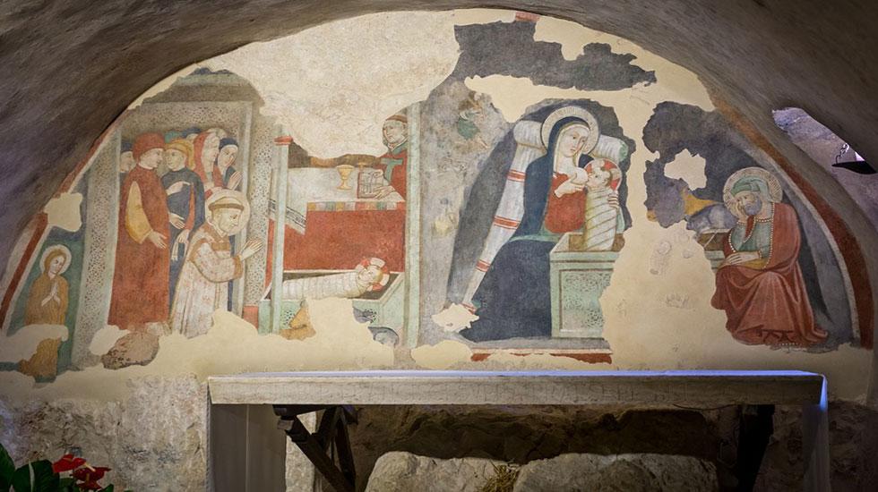Nativity-scene- Tour Du Lịch Ý