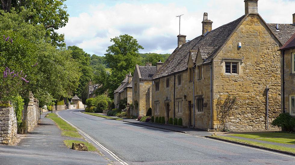Ngôi làng Cotswold - Du lịch nước Anh