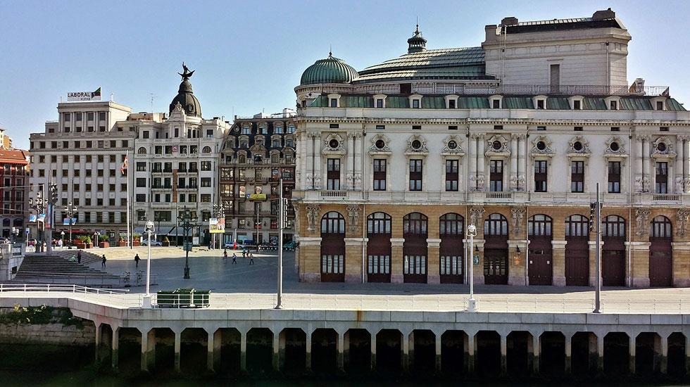 Nhà-Hát-Opera-Bilbao - Tour Du Lịch Tây Ban Nha