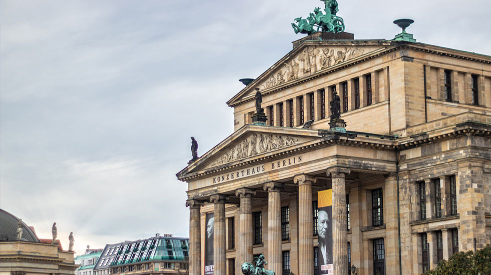 Nhà hat Opera Berlin - Du lịch Đức