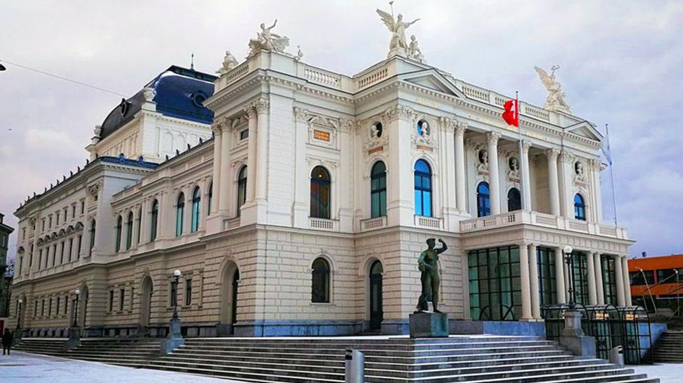 Nhà hát Opera - Tour Thụy Sĩ
