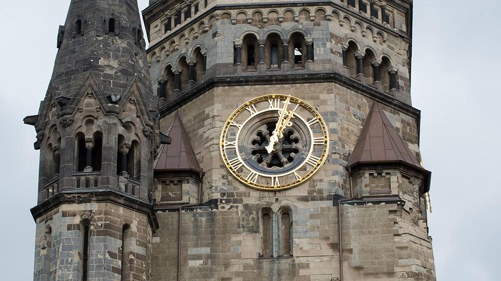 Nhà thờ Kaiser Wilhelm - Du lịch Đức