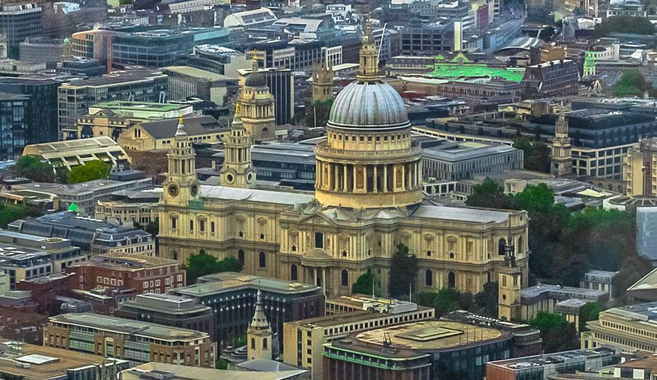 Nhà thờ St. Paul's - Tour du lịch Anh Quốc