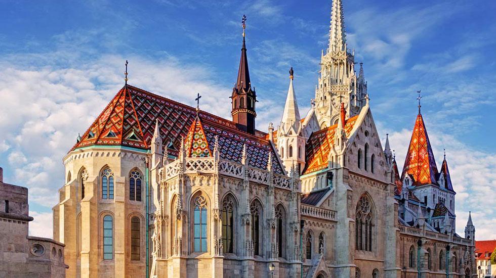 Nhà thờ Thánh Mathias - Du lịch Hungary