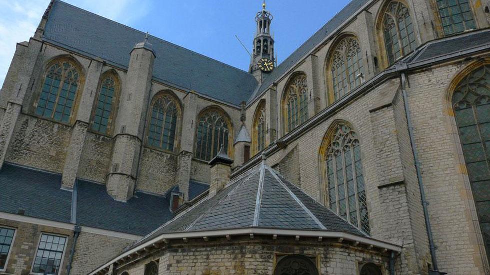 Nhà thờ lớn St. Lawrence - Grote - Du lịch Hà Lan