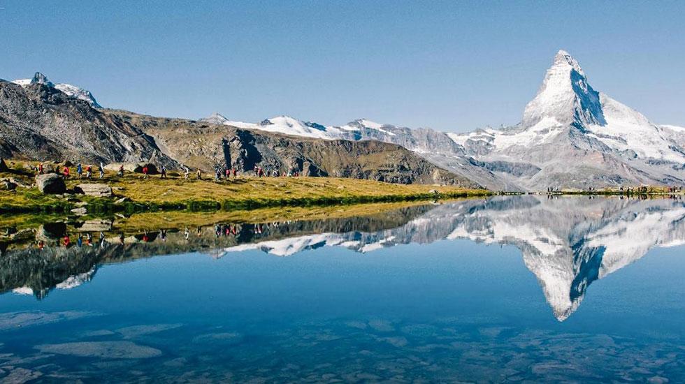 Núi Matterhor - Tour Thụy Sĩ